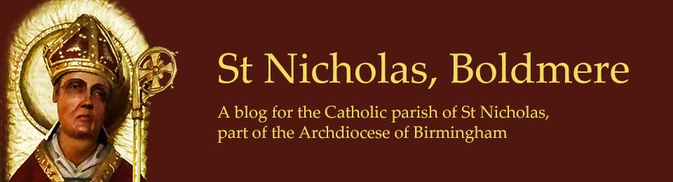 St Nicholas, Boldmere